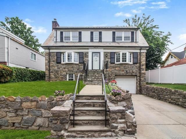 34 Pershing Avenue, Yonkers, NY 10705 (MLS #H6124364) :: Carollo Real Estate