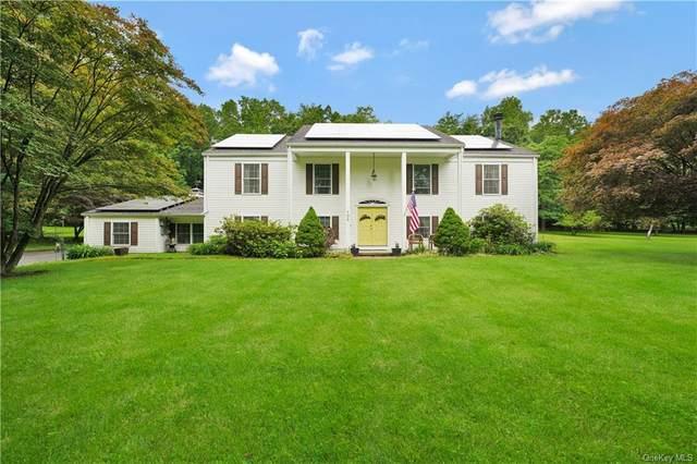 105 Schrempp Lane, Pine Bush, NY 12566 (MLS #H6124471) :: Barbara Carter Team