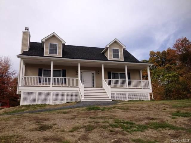 Lot #1 Whitehead Road, Sparrowbush, NY 12780 (MLS #H6124519) :: Carollo Real Estate