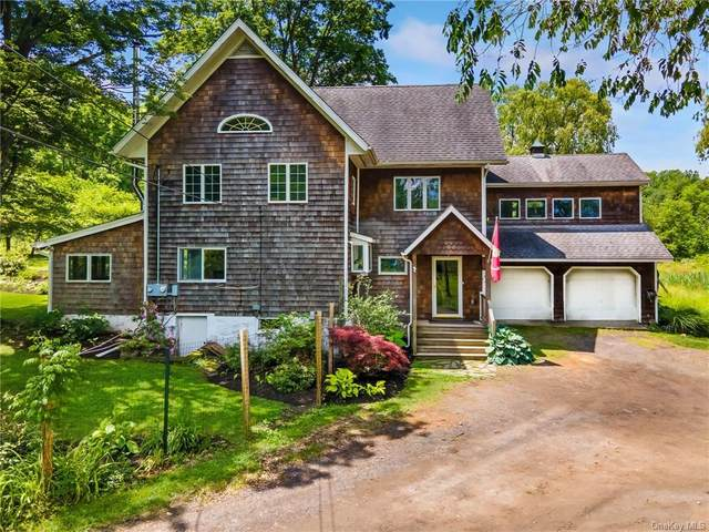 60 Lower 27 Knolls Road, High Falls, NY 12440 (MLS #H6124543) :: The Clement, Brooks & Safier Team