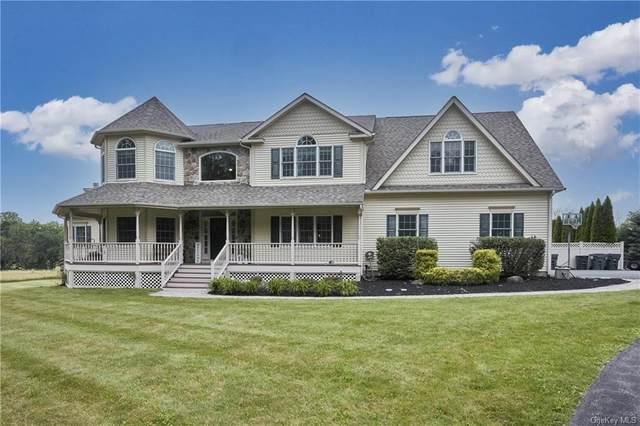 74 Blooms Corners Road, Warwick, NY 10990 (MLS #H6124548) :: Carollo Real Estate