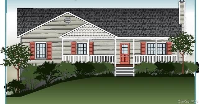 Lot #2 Whitehead Road, Sparrowbush, NY 12780 (MLS #H6124565) :: Carollo Real Estate