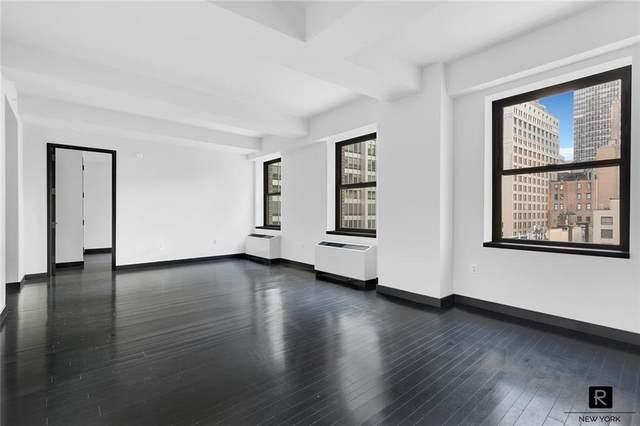 20 Pine Street #1202, Newyork, NY 10005 (MLS #H6124573) :: Frank Schiavone with Douglas Elliman