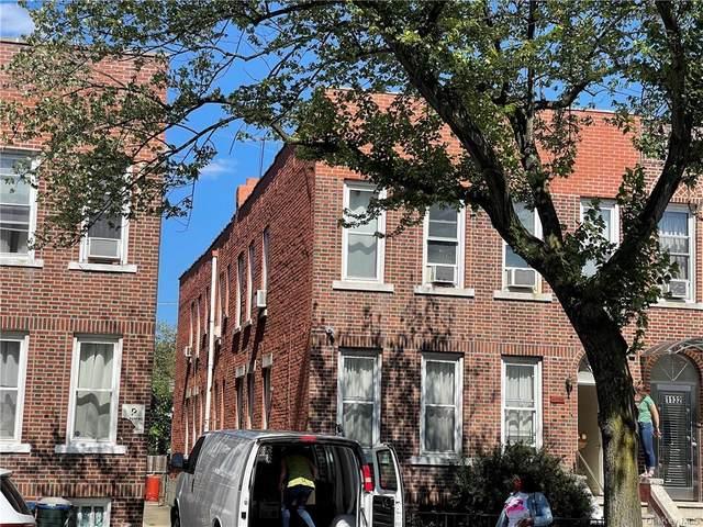 1134 White Plains Road, Bronx, NY 10472 (MLS #H6124658) :: Carollo Real Estate