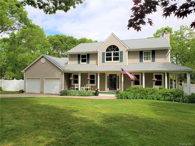 44 Drew Drive, Eastport, NY 11941 (MLS #H6124778) :: Carollo Real Estate