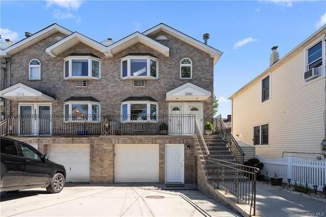 3186 Baisley Avenue, Bronx, NY 10465 (MLS #H6124793) :: Nicole Burke, MBA   Charles Rutenberg Realty