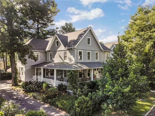 9 Dobbs Terrace, Scarsdale, NY 10583 (MLS #H6124796) :: Carollo Real Estate