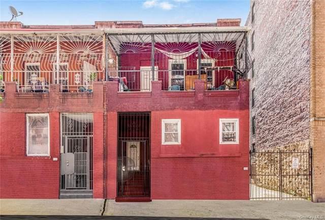 2476 Grand Avenue, Bronx, NY 10468 (MLS #H6124828) :: Frank Schiavone with Douglas Elliman