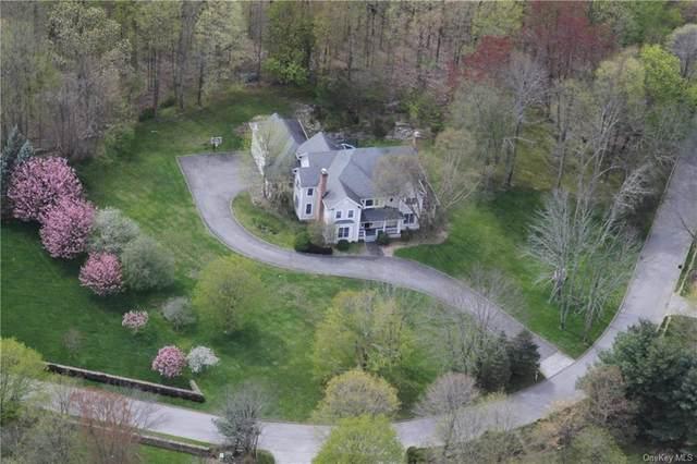 22 Waring Road, Pound Ridge, NY 10576 (MLS #H6124856) :: Prospes Real Estate Corp