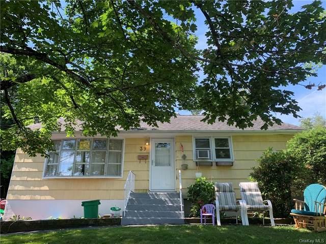 39 Barnes Drive, Garnerville, NY 10923 (MLS #H6124878) :: Barbara Carter Team