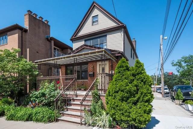 55-02 64 Street, Maspeth, NY 11378 (MLS #H6124981) :: Barbara Carter Team