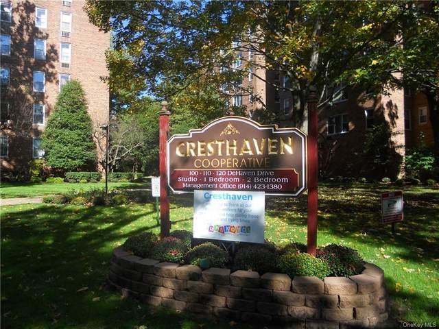 110 Dehaven Drive #615, Yonkers, NY 10703 (MLS #H6125006) :: Frank Schiavone with Douglas Elliman
