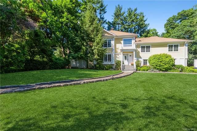 7 Valley View Road, Chappaqua, NY 10514 (MLS #H6125045) :: Nicole Burke, MBA | Charles Rutenberg Realty