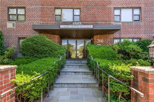 266 Pelham Road 6G, New Rochelle, NY 10805 (MLS #H6125077) :: Cronin & Company Real Estate