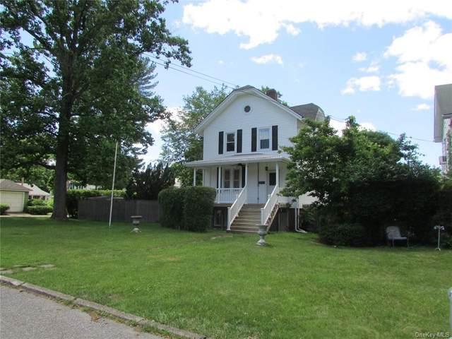 3 Prospect Street, Cornwall On Hudson, NY 12520 (MLS #H6125093) :: Shalini Schetty Team