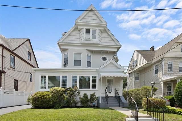 282 Rich Avenue, Mount Vernon, NY 10552 (MLS #H6125170) :: Nicole Burke, MBA   Charles Rutenberg Realty