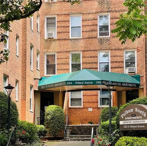 2102 Holland Avenue 4A, Bronx, NY 10462 (MLS #H6125241) :: Laurie Savino Realtor
