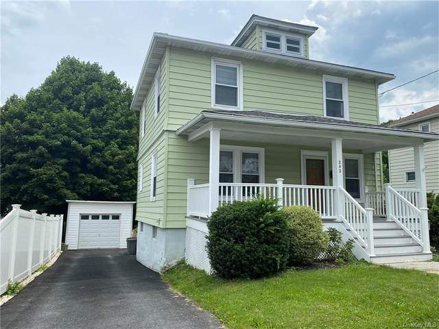 242 Phillips Street, Middletown, NY 10940 (MLS #H6125365) :: Cronin & Company Real Estate