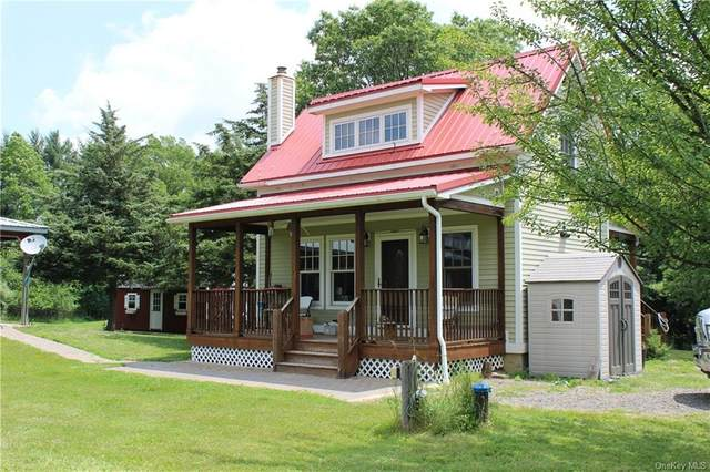 131 Forest Glen Road, New Paltz, NY 12561 (MLS #H6125663) :: The Clement, Brooks & Safier Team