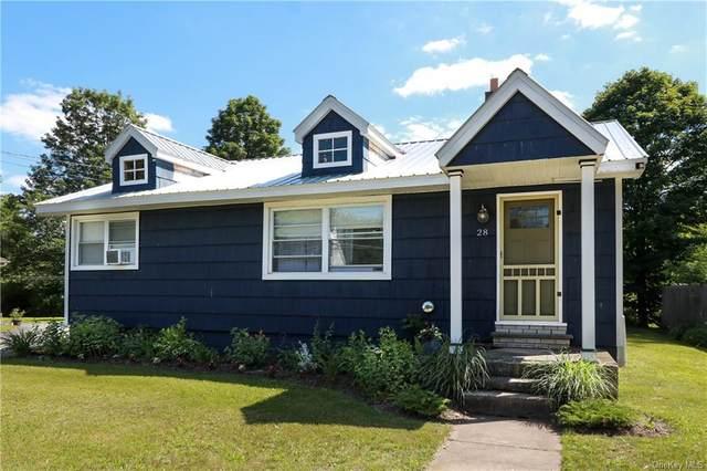 28 Pearl Street, Livingston Manor, NY 12758 (MLS #H6125750) :: Carollo Real Estate