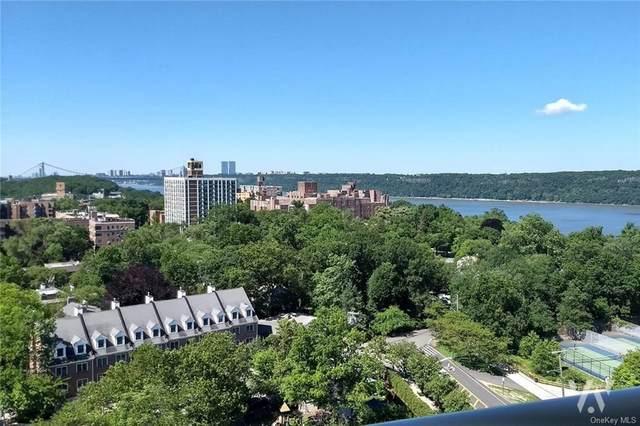 3333 Henry Hudson Parkway 17E, Bronx, NY 10463 (MLS #H6125812) :: Carollo Real Estate