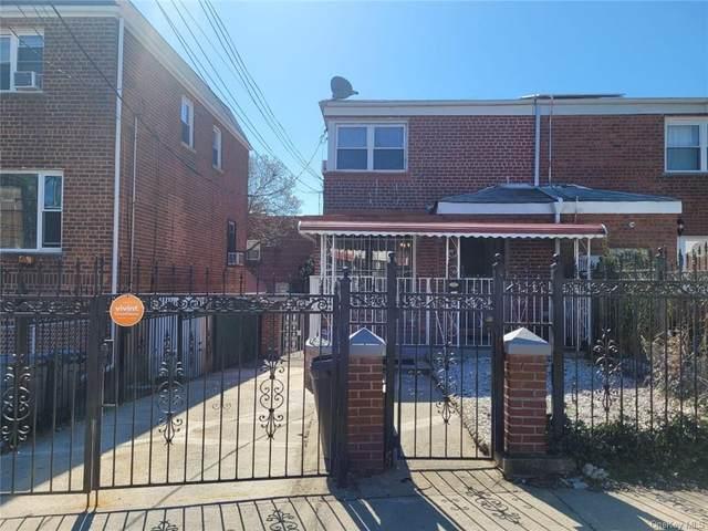 1918 Bussing Avenue, Bronx, NY 10466 (MLS #H6126045) :: McAteer & Will Estates | Keller Williams Real Estate