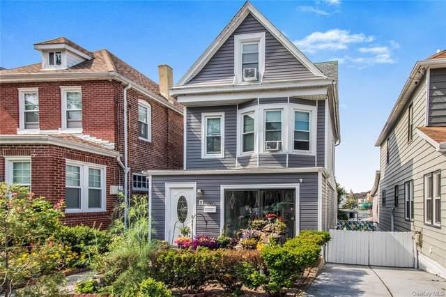 130 Scott Avenue, Yonkers, NY 10704 (MLS #H6126148) :: McAteer & Will Estates | Keller Williams Real Estate