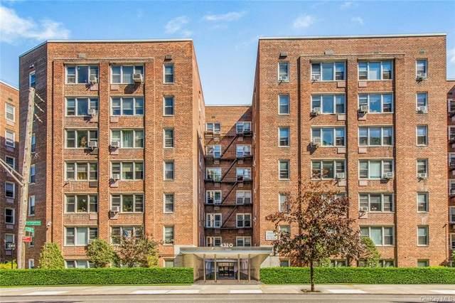 4320 Van Cortlandt Park East 6L, Bronx, NY 10470 (MLS #H6126369) :: Carollo Real Estate