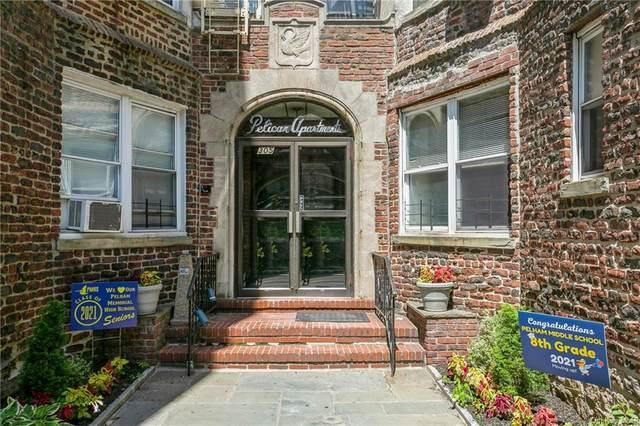 305 Sixth Avenue 2A, Pelham, NY 10803 (MLS #H6126748) :: Laurie Savino Realtor