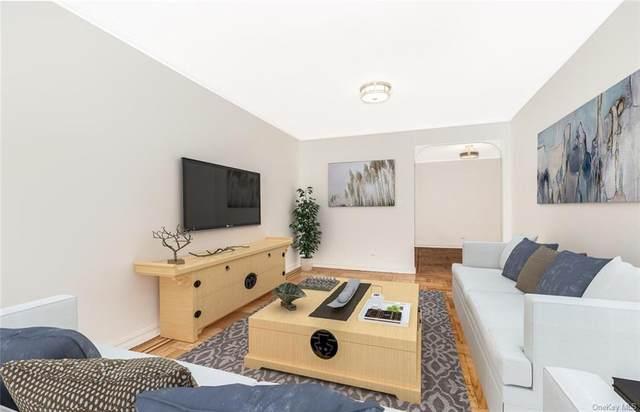 2160 Bronx Park E 4E, Bronx, NY 10462 (MLS #H6127449) :: Carollo Real Estate