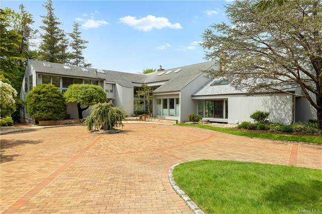4 Copper Beach Lane, Oyster Bay Cove, NY 11771 (MLS #H6127623) :: Carollo Real Estate