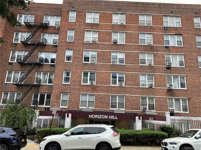 42 Pine Street 2M, Yonkers, NY 10701 (MLS #H6127749) :: Laurie Savino Realtor