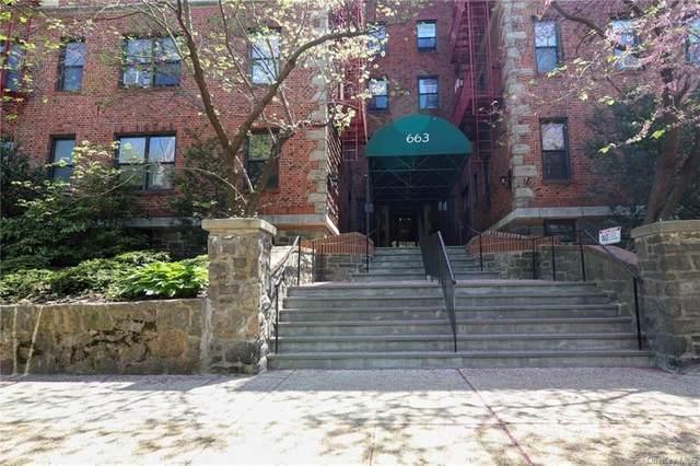 663 Locust Street 3H, Mount Vernon, NY 10552 (MLS #H6128236) :: Laurie Savino Realtor