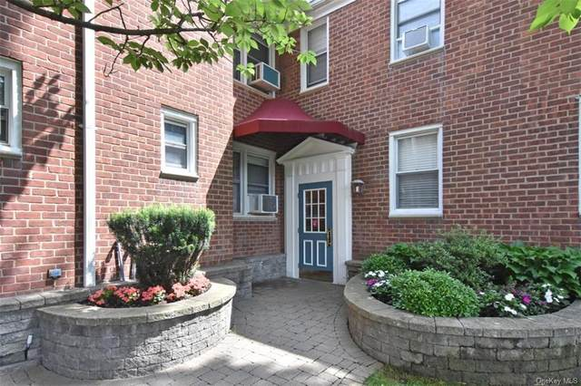 8 Bryant Crescent 1M, White Plains, NY 10605 (MLS #H6128368) :: Laurie Savino Realtor