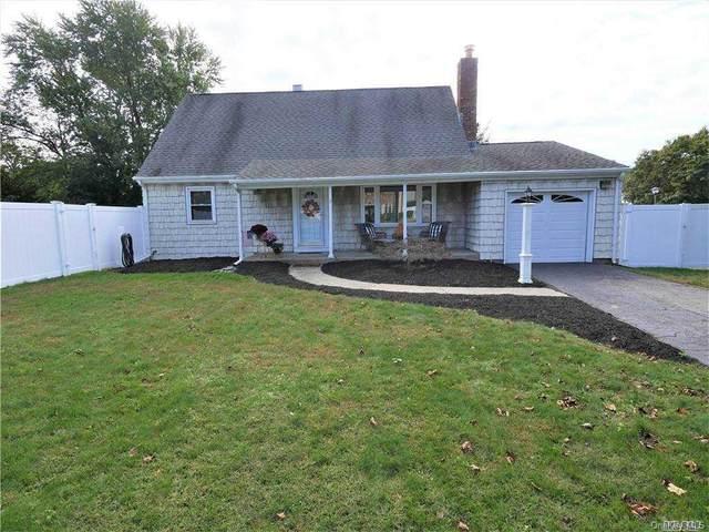2 Ridgeview Place, Mt. Sinai, NY 11766 (MLS #H6128499) :: Carollo Real Estate