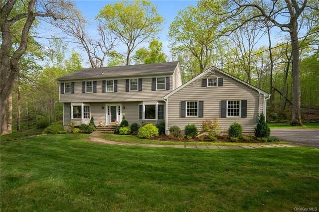 55 Deerfield Road, Pound Ridge, NY 10576 (MLS #H6128633) :: Mark Boyland Real Estate Team