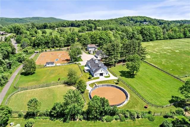 507 Ridgebury Road, Ridgefield, CT 06877 (MLS #H6128693) :: Goldstar Premier Properties