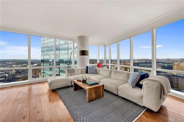1 Renaissance Square 24G, White Plains, NY 10601 (MLS #H6129141) :: Goldstar Premier Properties