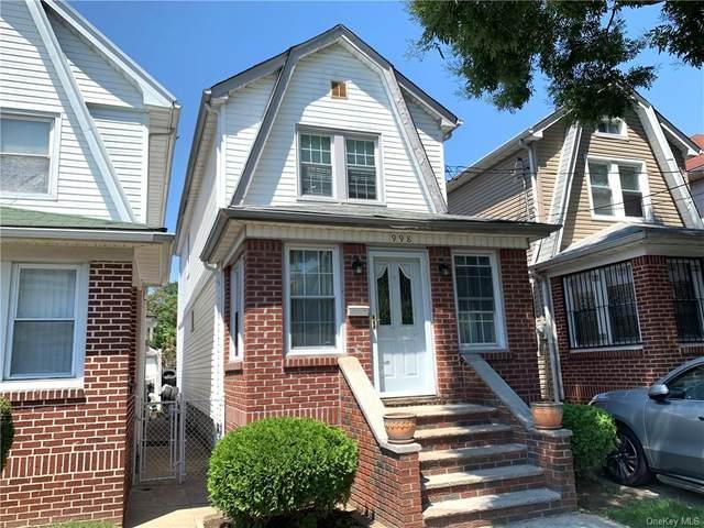 998 E 39th Street, East Flatbush, NY 11210 (MLS #H6129225) :: Kendall Group Real Estate | Keller Williams