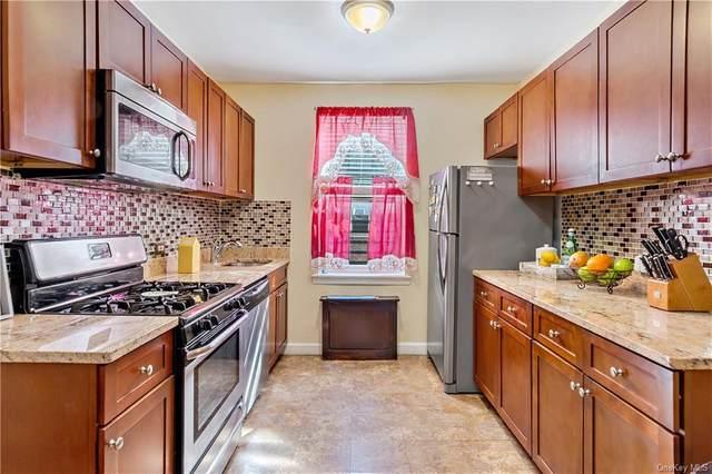 2090 Barnes Avenue 4G, Bronx, NY 10462 (MLS #H6129978) :: Laurie Savino Realtor