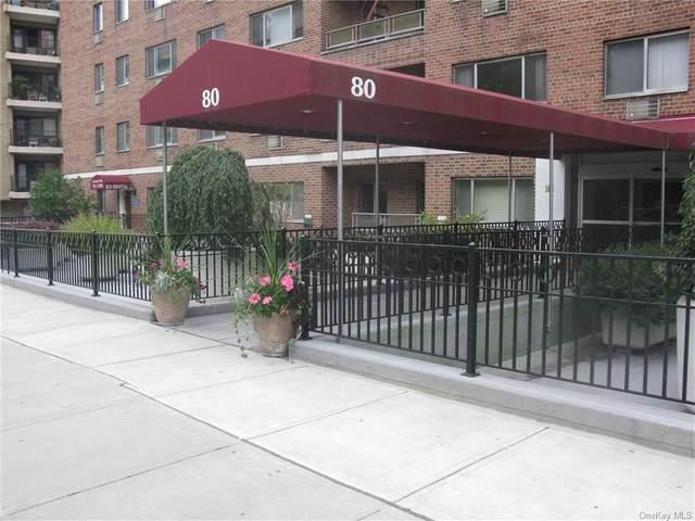 80 E Hartsdale Avenue #510, Hartsdale, NY 10530 (MLS #H6130104) :: Carollo Real Estate