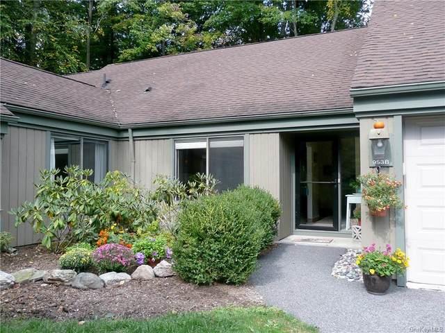 953 Heritage Hills B, Somers, NY 10589 (MLS #H6130215) :: Goldstar Premier Properties