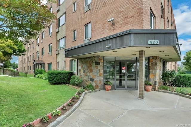420 Palisade Avenue 3F, Yonkers, NY 10703 (MLS #H6130262) :: Carollo Real Estate