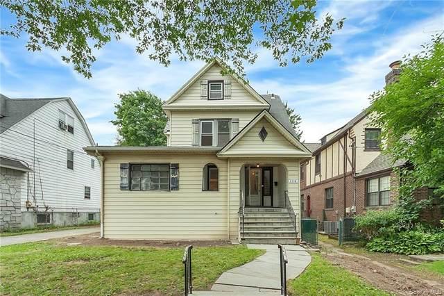336 Rich Avenue, Mount Vernon, NY 10552 (MLS #H6130396) :: Corcoran Baer & McIntosh