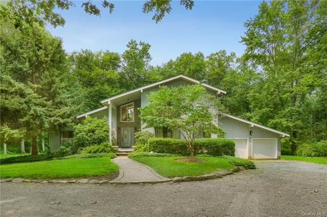 205 Upper Shad Road, Pound Ridge, NY 10576 (MLS #H6130399) :: Goldstar Premier Properties