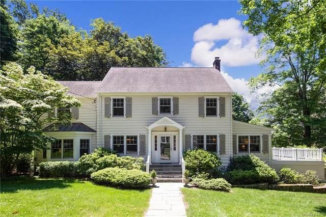 20 Pine Cliff Road, Chappaqua, NY 10514 (MLS #H6130641) :: Mark Seiden Real Estate Team