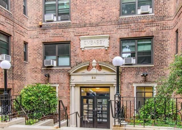 50 Park Terrace E 6LM, New York, NY 10034 (MLS #H6130901) :: Laurie Savino Realtor