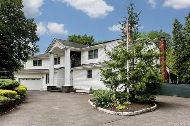 43 Long Meadow Drive, New City, NY 10956 (MLS #H6130948) :: Howard Hanna Rand Realty