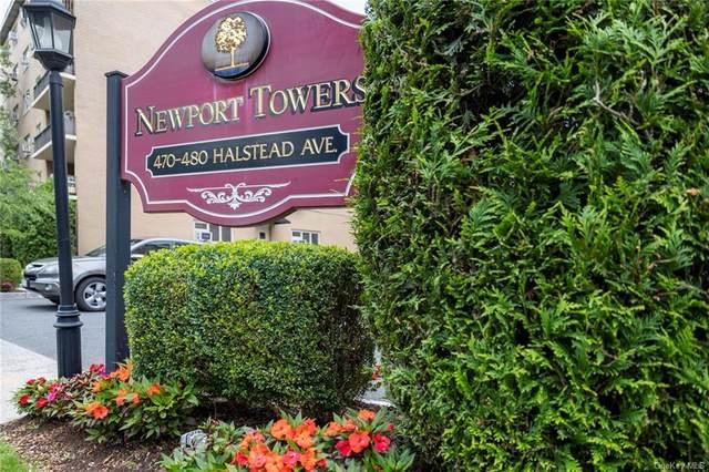 470 Halstead Avenue 4E, Harrison, NY 10528 (MLS #H6131022) :: Kendall Group Real Estate | Keller Williams