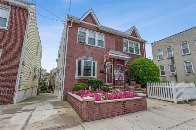 1431 Hobart Avenue, Bronx, NY 10461 (MLS #H6131214) :: RE/MAX Edge